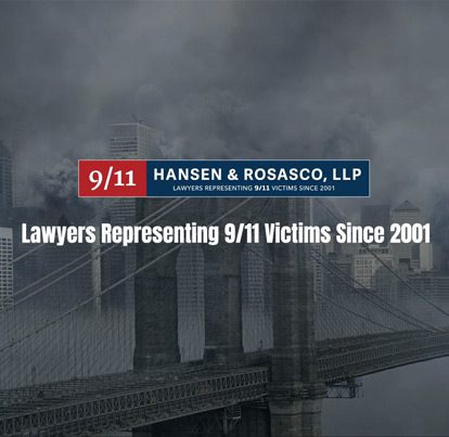 Hansen & Rosasco, LLP - Lawyers representing 9/11 victims since 2001